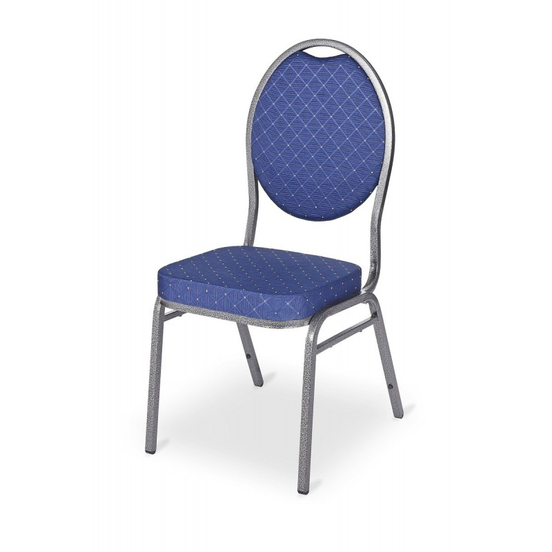Banketové stoličky HERMAN Modrá