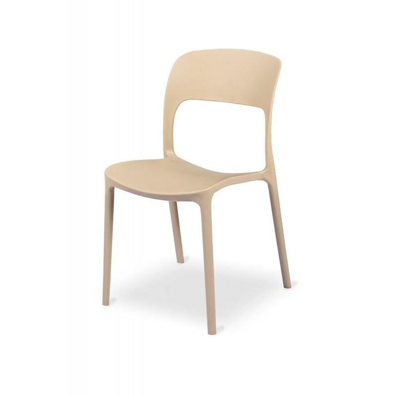 Židle Bistro HAVANA béžový