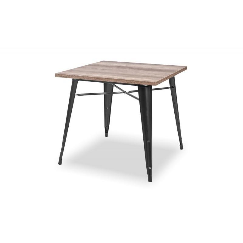 Bistro stôl PARIS 80x80 cm 28mm