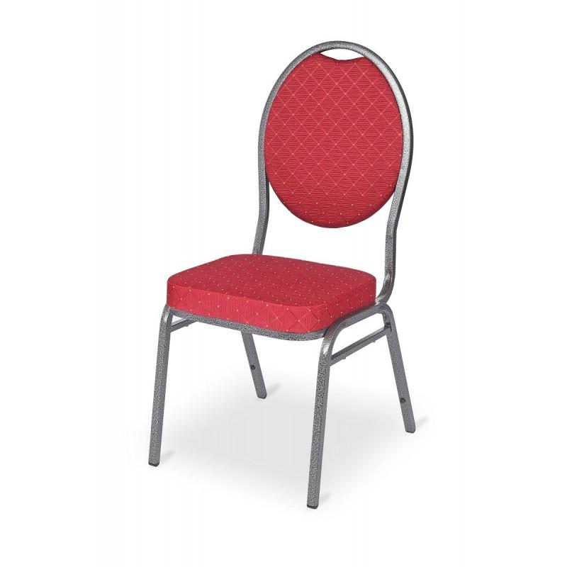 Banketové stoličky HERMAN ČERVENÝ