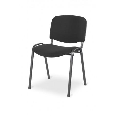 Konferenčná stolička ISO 24HBL-T černý