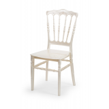 Svadobná stolička CHIAVARI NAPOLEON PERLA