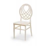 Svadobná stolička CHIAVARI KING ŠAMPANSKÉ