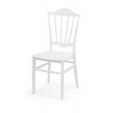 Svadobná stolička CHIAVARI PRINCESS biela