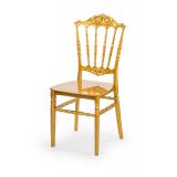 Svadobná stolička CHIAVARI PRINCESS ZLATÁ