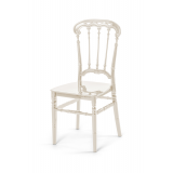 Svadobná stolička CHIAVARI QUEEN ŠAMPANSKÉ