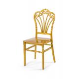 Svadobná stolička CHIAVARI LORD ZLATÁ