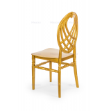 Svadobná stolička CHIAVARI KING ZLATÁ