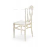 Svadobná stolička CHIAVARI PRINCESS ŠAMPANSKÉ