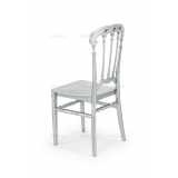 Svadobná stolička CHIAVARI QUEEN STRIEBRO