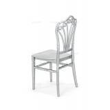Svadobná stolička CHIAVARI LORD STRIEBRO