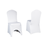 Návleky na stoličky SLIMTEX 240 biely