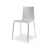 Konferenčná stolička LUNGO bielený dub