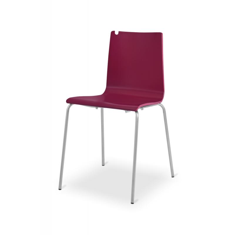 Konferenčná stolička LUNGO čerešňa