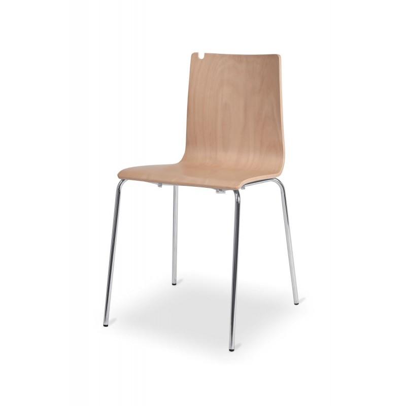 Konferenčná stolička LUNGO buk