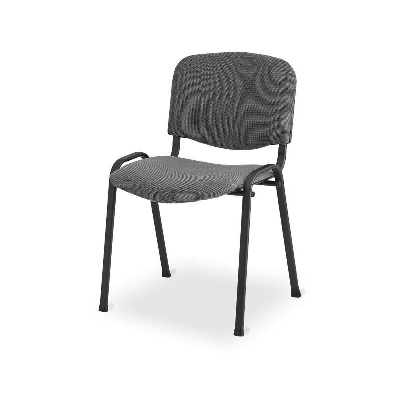 Konferenčná stolička ISO 24HBL-T šedá