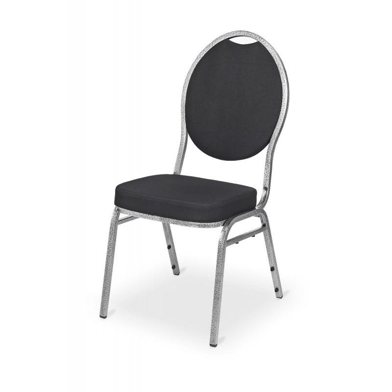 Banketové stoličky HERMAN DELUXE čierna