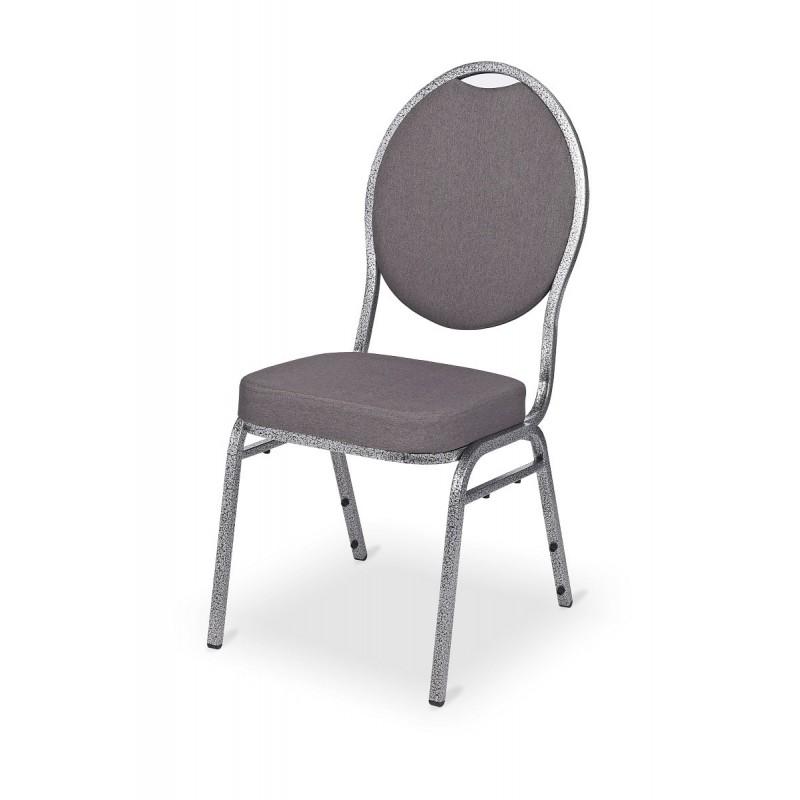 Banketové stoličky HERMAN DELUXE šedá