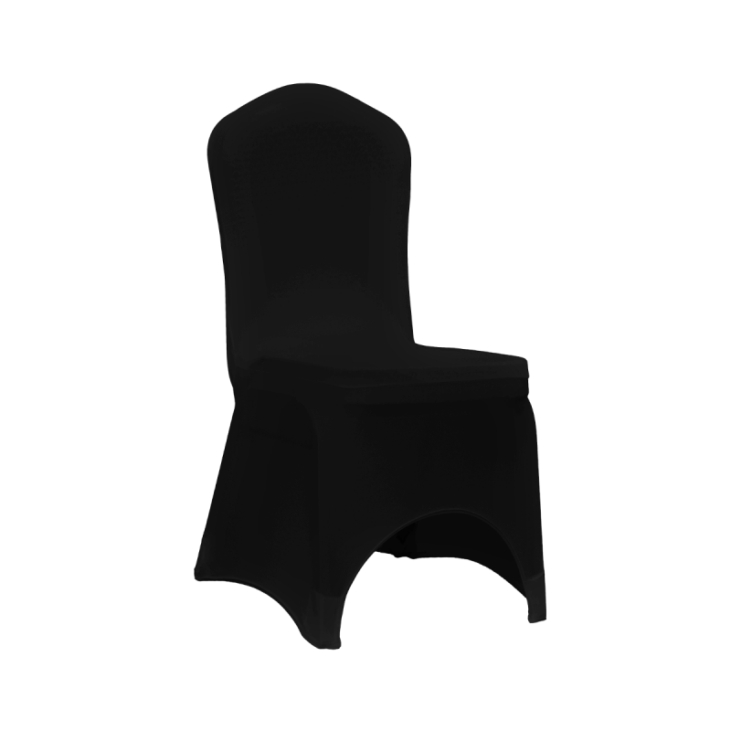 Návleky na stoličky SLIMTEX 200 Čierna