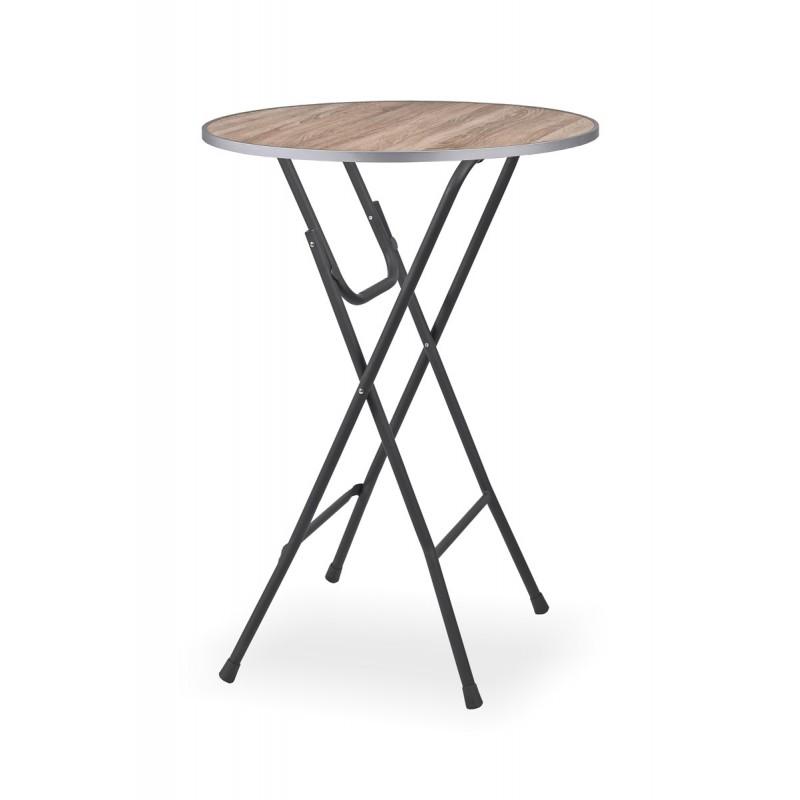 Skládací koktejlový stůl EC-K