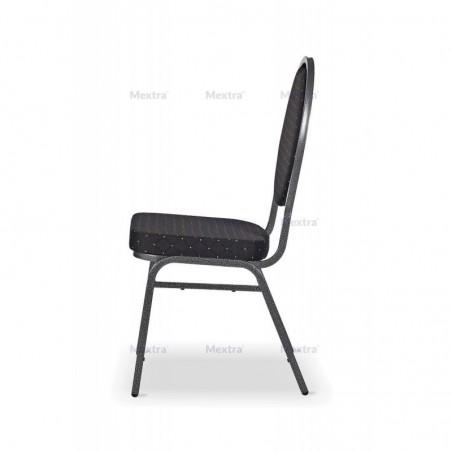 Banketové stoličky HERMAN ČIERNA