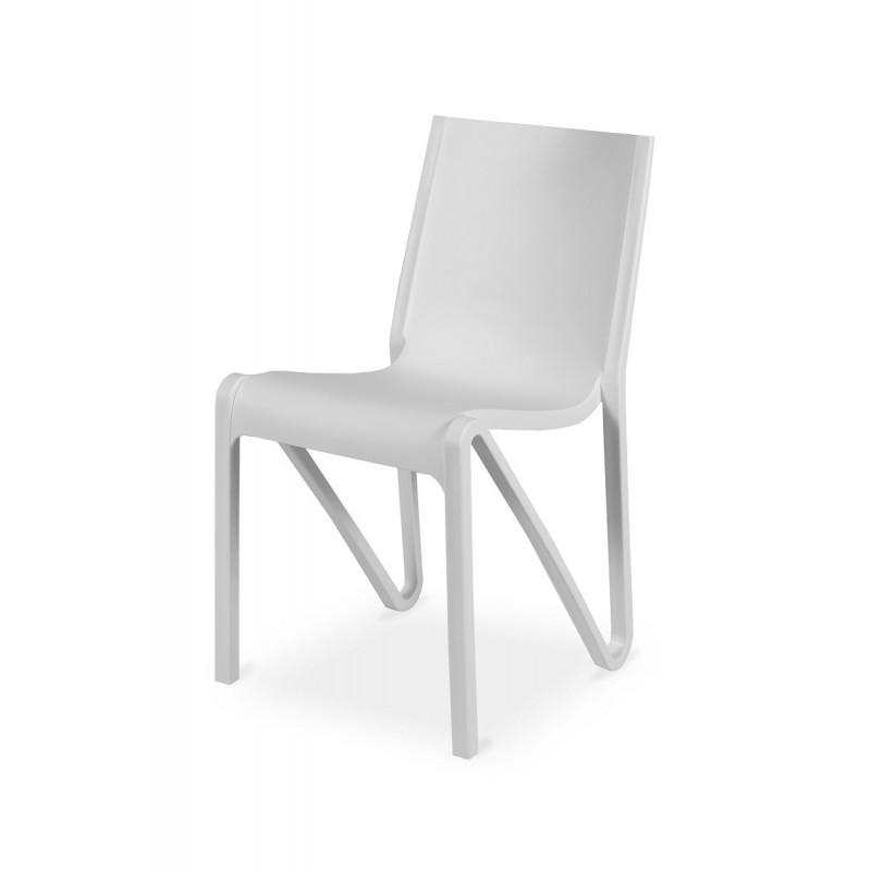 Konferenčná stolička BOOM biela